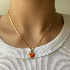 EVRYJEWELS Sunset Lover Necklace